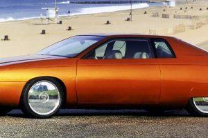Cadillac EldoRODo Concept Car 2000: Um Hot Rod de ouro
