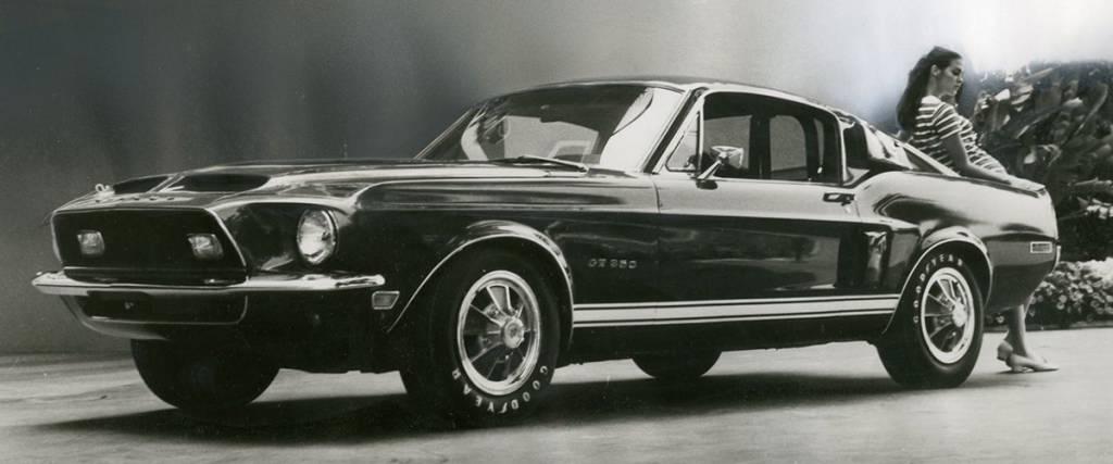 Ford celebra o marco histórico de 10 milhões de Mustang