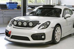 Porsche apresenta o Cayman GT4 Clubsport como automóvel de competição