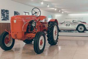 "Porsche Allgaier Model AP22: O tractor de ""Ferdi"""