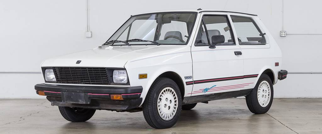 Yugo: Provavelmente o pior automóvel de sempre