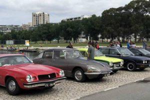 Encontro Clássicos na Pista junta 20 clássicos em Aveiro