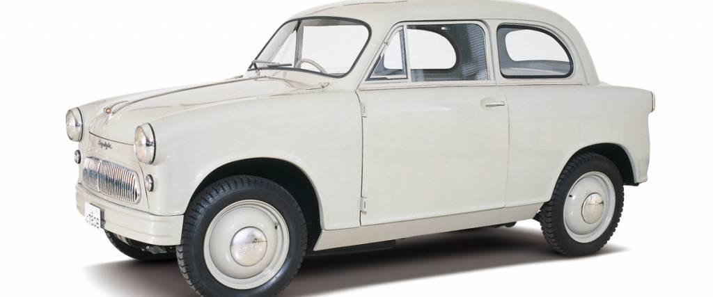 Tudo o que precisa saber sobre o primeiro Suzuki