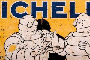 Bibendum da Michelin faz 120 anos