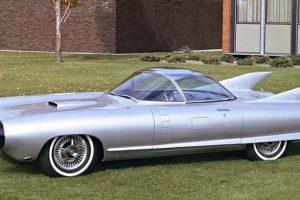 Cadillac Cyclone: O foguetão supersónico sobre rodas