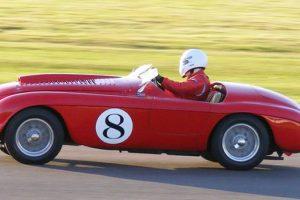 Ferrari 166MM de 1950 regressa a Portugal após décadas para o Caramulo Motorfestival