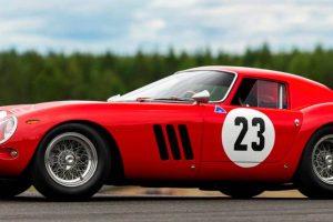 Ferrari 250 GTO: La macchina più bella (Parte II)