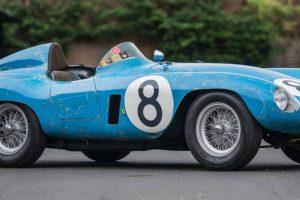 Ferrari 500 Mondial de 1955 será uma das estrelas do Caramulo Motorfestival
