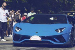 Carro 00 da Rampa Histórica do Caramulo será um Lamborghini Aventador S