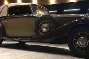 CascaiShopping apresenta exposição de Mercedes-Benz clássicos