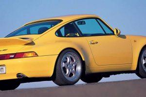 Porsche 993: A quarta geração da dinastia 911