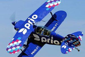 Prio Air Show vai preencher os céus do Caramulo Motorfestival