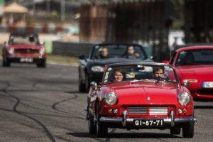 Leve o seu clássico ao paddock do Estoril Classic