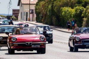 Junte-se ao Desfile de Clássicos na Marginal do Estoril Classics Week
