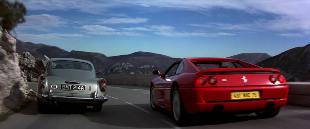 Ferraris que Hollywood eternizou