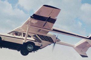 A trágica história do Ford Pinto voador