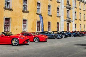 Cars & Coffee Centro contou com mais de 20 participantes