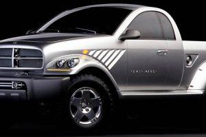 Dodge Power Wagon: Um conceito com uma carga retro