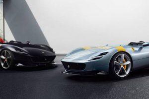 Ferrari Monza SP1 & SP2: O regresso da simplicidade