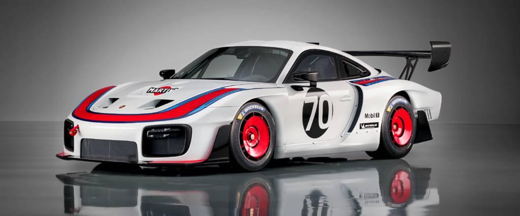 Porsche 935 está de volta em nova edição exclusiva