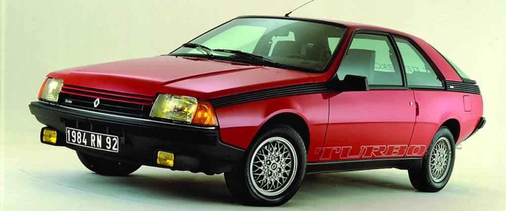 11 Renault turbo inesquecíveis