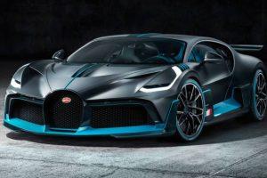 Il Divo da Bugatti: Uma estrela nas curvas