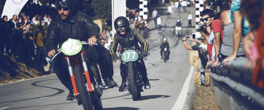 Duas rodas com presença de peso no Caramulo Motorfestival