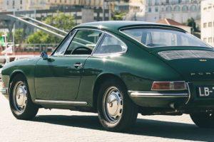 Porsche 911 2.0 SWB Coupé: A génese de um ícone