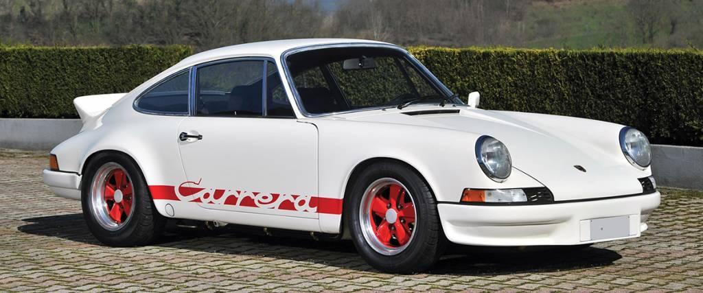 Porsche 911 RS Lightweight: O pináculo de um ícone automóvel