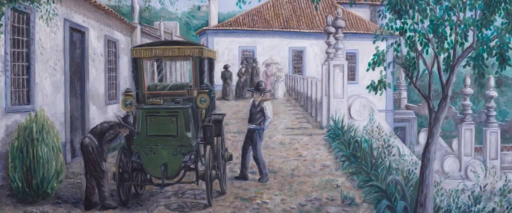 Exposição alusiva ao primeiro automóvel em Portugal inaugura este Sábado