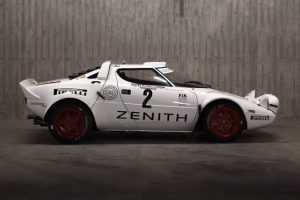 Lancia Stratos Grupo 4: Uma verdadeira paixão