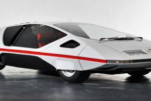 Pininfarina Modulo Concept ganha vida após 50 anos