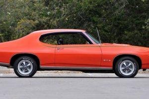 Os 10 Pontiac mais caros vendidos em leilão