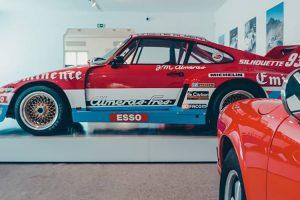 """Porsche 935 A4 """"Silhouette Alméras"""": A irmandade motorizada"""