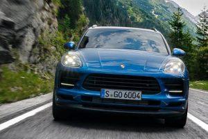 Porsche apresenta novo Macan em Paris
