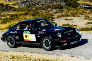 João Vieira Borges vence a XIII edição do Rally de Portugal Histórico