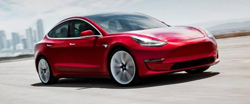 Configurador do Tesla Model 3 em Portugal já está operacional