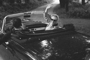 Ford Thunderbird de Marilyn Monroe vai a leilão