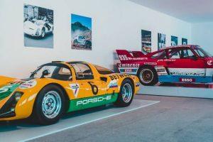 """Exposição """"Porsche: 70 anos de evolução"""" no Caramulo termina Domingo"""