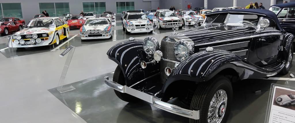 Colecção privada com mais de 100 automóveis à venda por 45 milhões de euros