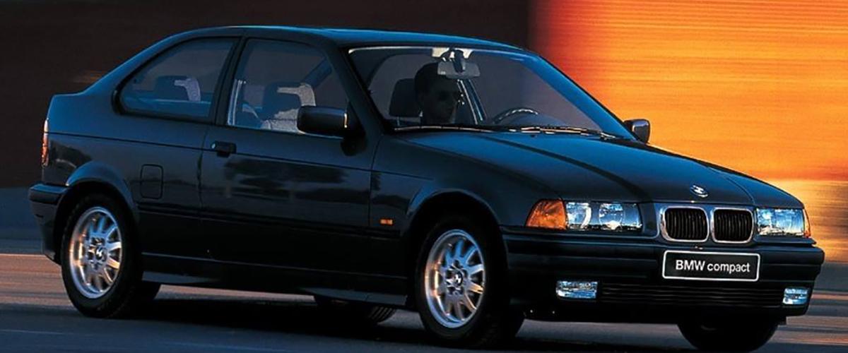 BMW Serie 3 Compact E36/5: Arquitectura desportiva