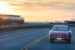 Morreu Irv Gordon, o homem que conduziu 5 milhões de kms no seu Volvo P1800