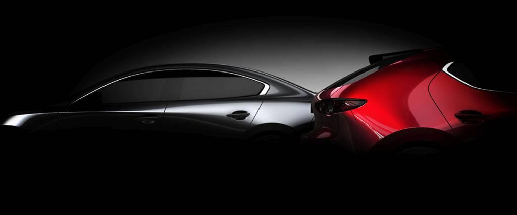Novo Mazda3 estreia-se no Salão Automóvel de Los Angeles