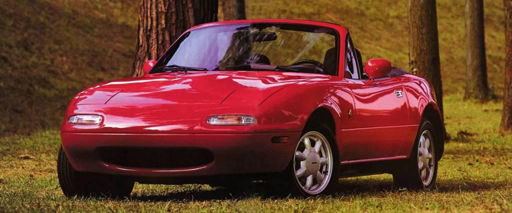 Mazda MX-5: O pequeno imperador