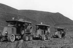 Renault Type MH: O príncipe do deserto