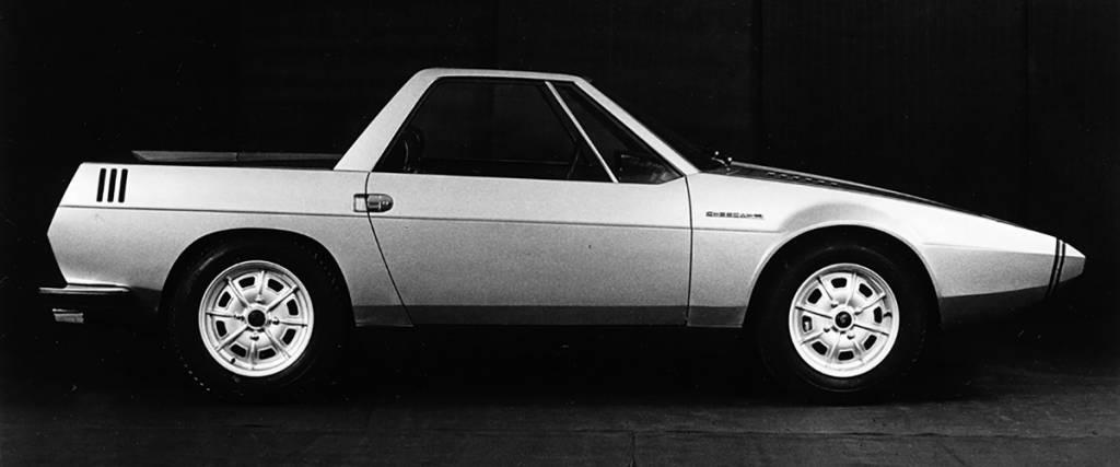 Volkswagen Cheetah: O filho da Karmann e da Italdesign