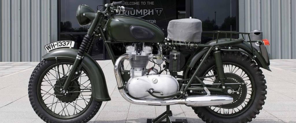 Triumph de 1962 de