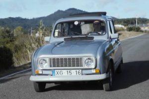 Renault 4 GTL, uma paixão em família