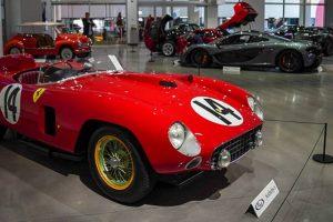 Ferrari 290 MM vendido em leilão por 19,3 milhões de euros