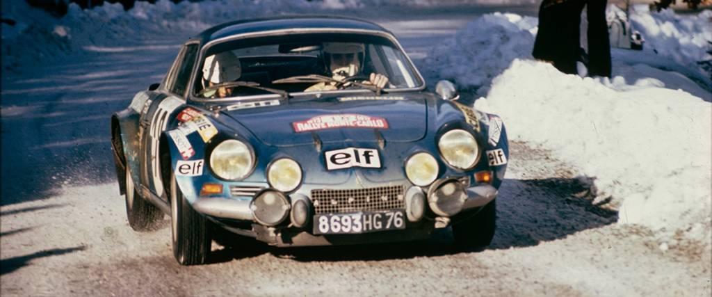Renault Alpine A110: O guerreiro dos ralis